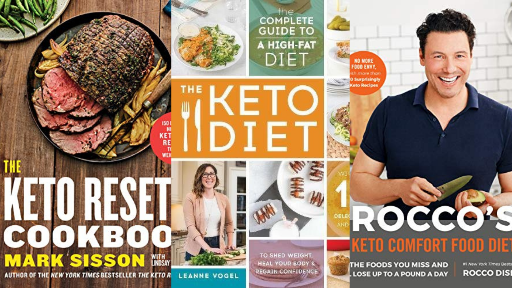 Need Some Keto Cookbooks? The Best 8 Cookbooks Money Can Buy