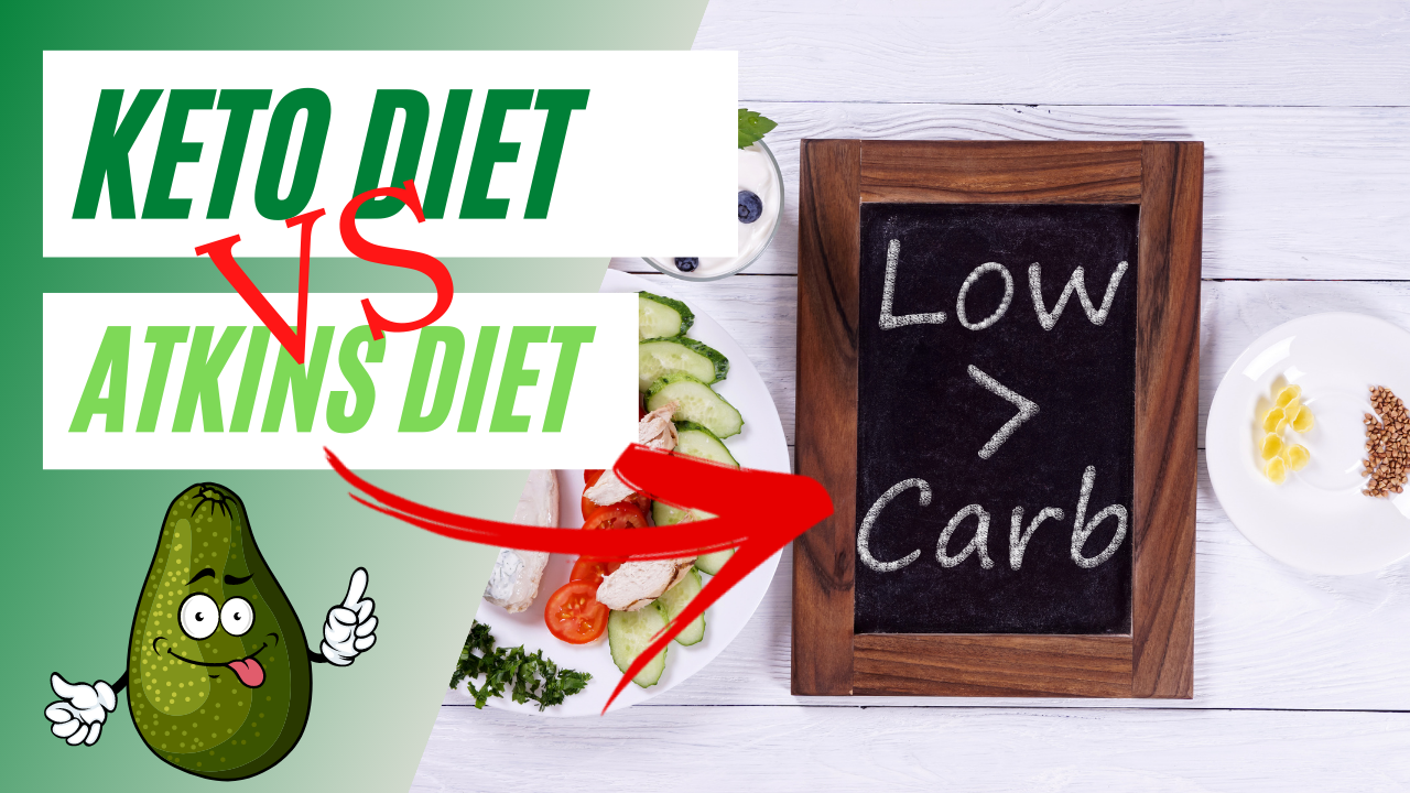 Ketogenic Diet vs Atkins The Trouth Revealed: Is Ketosis Diet Better Than Atkins?