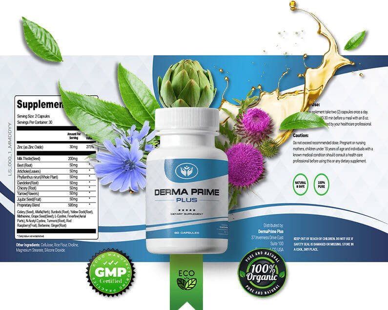Derma Prime Plus Review: Scam or Does it Really Work?