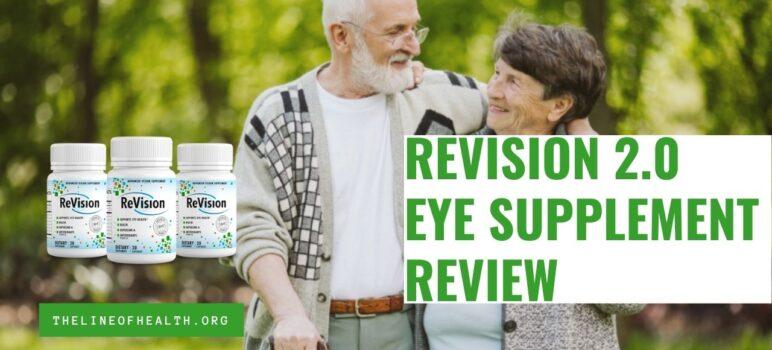 Revision Eye Supplement Reviews 2021: Scam or Legit Vision Health Supplement?
